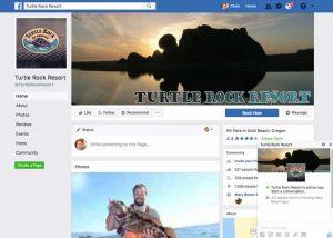 Turtle Rock RV Resort Facebook page