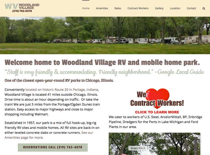 website-sample-woodland-village-home